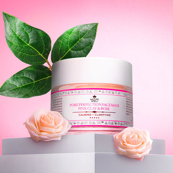 Australian Pink Clay & Rose Pore Perfection Face Mask