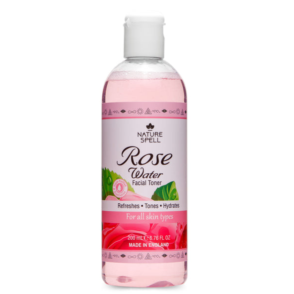 Rose Water Face Toner