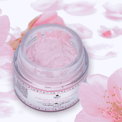 Pink Clay & Rose Pore Perfection Face Mask