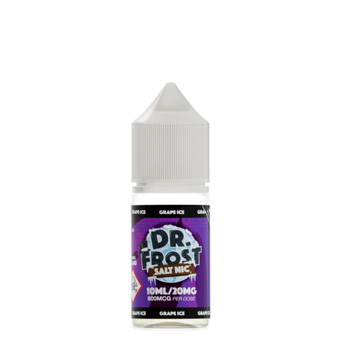 Dr Frost - Grape - 10ml Salt Nic