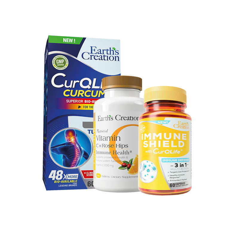 Supreme CurQlife Immune Health Bundle
