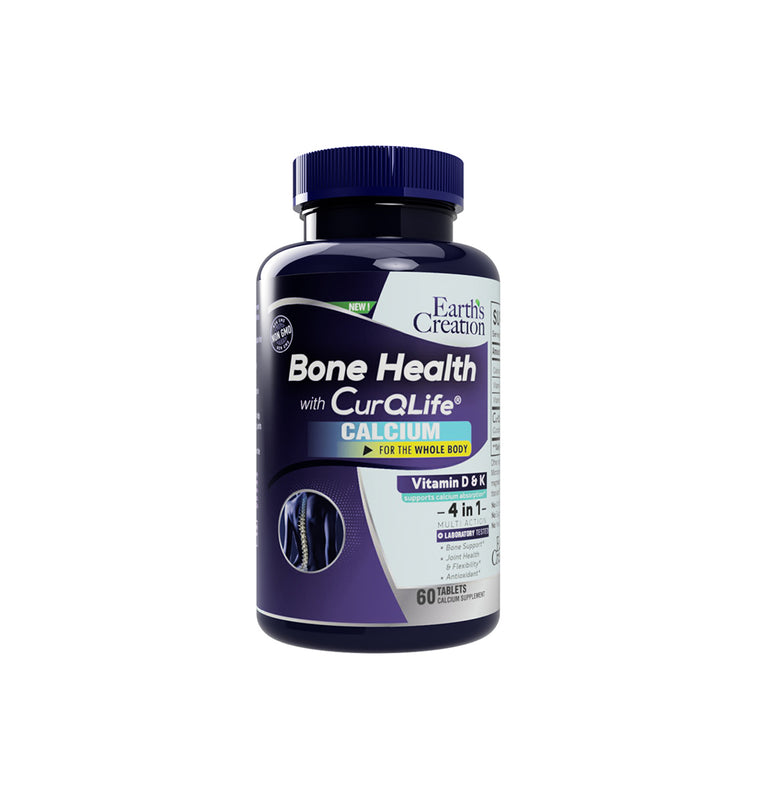 Bone Health with CurQlife
