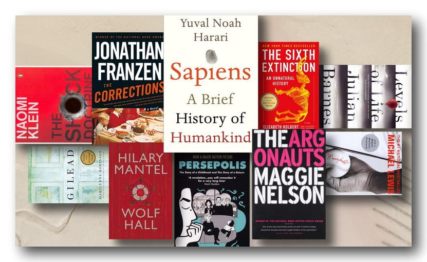 The Guardian - The 100 Best Books of 21st Century