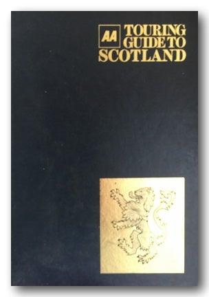AA Touring Guide to Scotland 1975