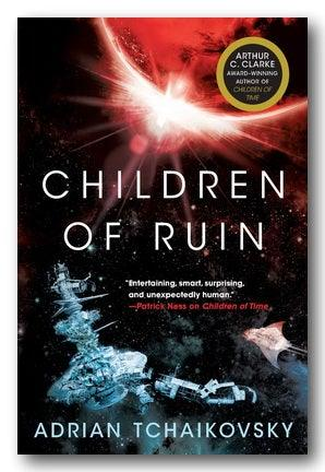 Adrian Tchaikovsky - Children of Ruin (2nd Hand Paperback) | Campsie Books