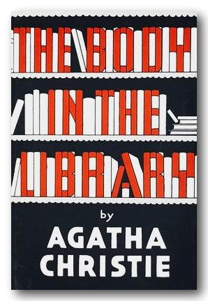 Agatha Christie - The Body In The Library (2nd Hand Hardback) | Campsie Books