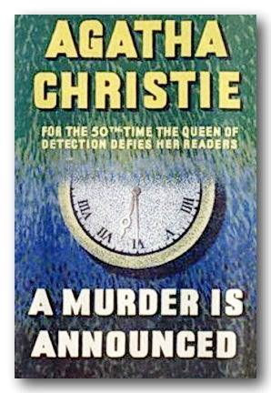 Agatha Christie - A Murder is Announced (2nd Hand Hardback) | Campsie Books