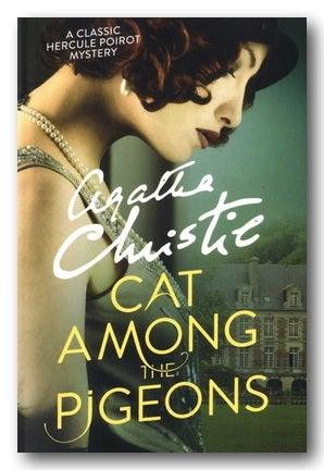 Agatha Christie - Cat Among The Pigeons (2nd Hand Paperback) | Campsie Books