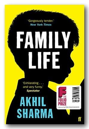 Akhil Sharma - Family Life (2nd Hand Paperback) | Campsie Books