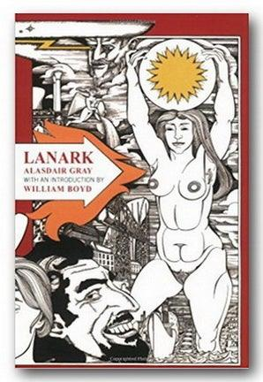 Alasdair Gray - Lanark (2nd Hand Paperback) | Campsie Books