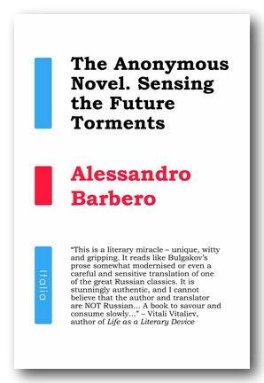 Alessandro Barbero - The Anonymous Novel (2nd Hand Paperback) | Campsie Books