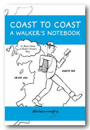 Alfred Wainwright - Coast To Coast (A Walker's Notebook) (2nd Hand Hardback) | Campsie Books
