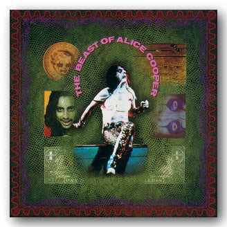 Alice Cooper - The Beast of Alice Cooper (2nd Hand CD) | Campsie Books