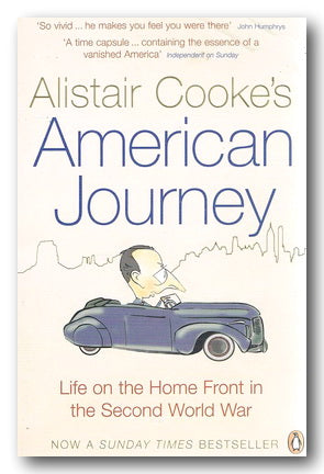 Alistair Cooke's American Journey (Paperback)