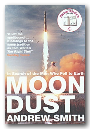 Andrew Smith - Moondust (2nd Hand Paperback) | Campsie Books