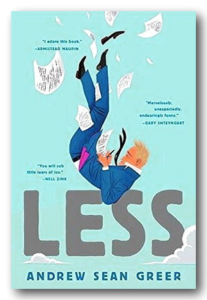 Andrew Sean Greer - Less (2nd Hand Paperback) | Campsie Books