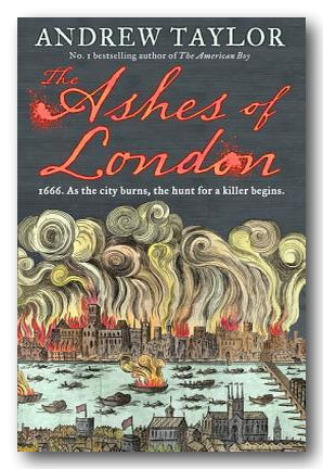 Andrew Taylor - The Ashes of London (2nd Hand Paperback) | Campsie Books