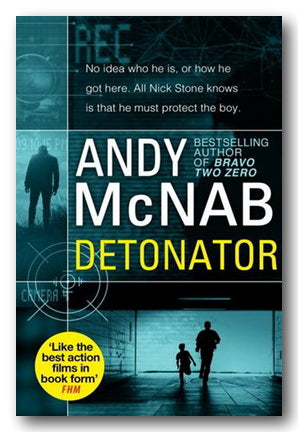 Andy McNab - Detonator (2nd Hand Paperback) | Campsie Books