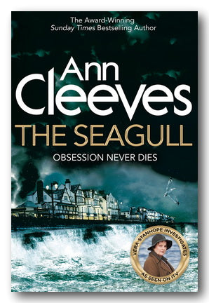 Ann Cleeves - The Seagull (Obsession Never Dies) (2nd Hand Paperback) | Campsie Books