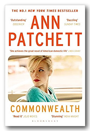 Ann Patchett - Commonwealth (2nd Hand Paperback) | Campsie Books