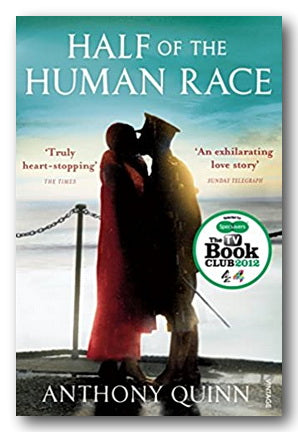 Anthony Quinn - Half The Human Race (2nd Hand Paperback) | Campsie Books