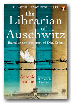 Antonio Iturbe - The Librarian of Auschwitz (2nd Hand Paperback) | Campsie Books