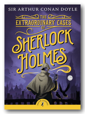 Arthur Conan Doyle - The Extraordinary Cases of Sherlock Holmes (New Paperback) | Campsie Books