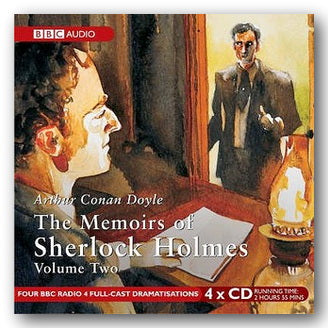 Arthur Conan Doyle - The Memoirs of Sherlock Holmes (Vol' 2) (2nd Hand Audiobook) | Campsie Books
