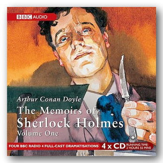 Arthur Conan Doyle - The Memoirs of Sherlock Holmes (Vol' 1) (2nd Hand Audiobook) | Campsie Books