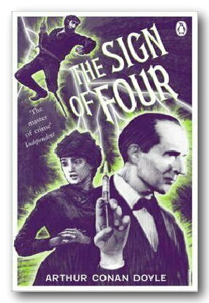 Arthur Conan Doyle - The Sign of Four (2nd Hand Paperback) | Campsie Books