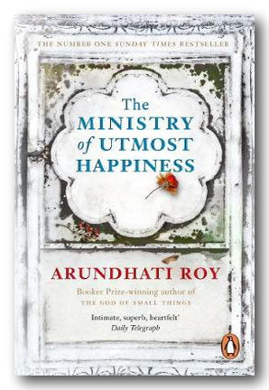 Arundhati Roy - The Ministry of Utmost Happiness (2nd Hand Softback) | Campsie Books