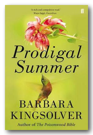 Barbara Kingsolver - Prodigal Summer (2nd Hand Paperback) | Campsie Books