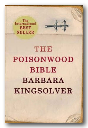 Barbara Kingsolver - The Poisonwood Bible (2nd Hand Paperback) | Campsie Books