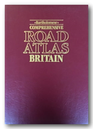 Bartholomew Comprehensive Road Atlas Britain 1994