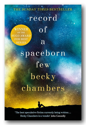 Becky Chambers - Record of A Spaceborn Few (2nd Hand Paperback) | Campsie Books