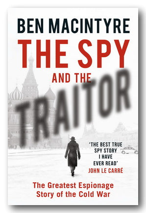 Ben McIntyre - The Spy & The Traitor (2nd Hand Hardback) | Campsie Books