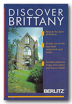 Mike Marriott - Berlitz Discover Brittany (2nd Hand Softback) | Campsie Books