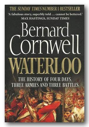Bernard Cornwell - Waterloo