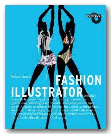 Bethan Morris - Fashion Illustrator (2nd Hand Paperback) | Campsie Books