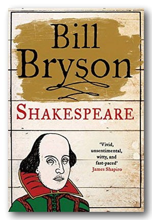 Bill Bryson - Shakespeare (2nd Hand Hardback) | Campsie Books