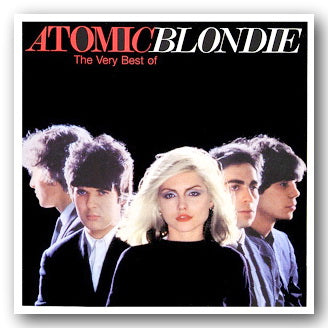 Blondie - Atomic (The Very Best Of) (2nd Hand CD) | Campsie Books