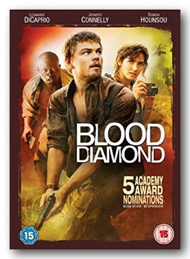 Blood Diamond (2nd Hand DVD) | Campsie Books