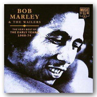 Bob Marley & The Wailers - The Early Years (2nd Hand CD) | Campsie Books