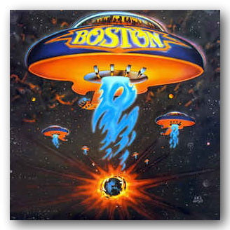Boston - Boston (2nd Hand CD)