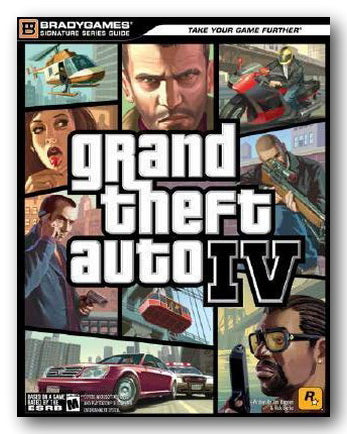 BradyGames Signature Series Guide - Grand Theft Auto IV | Campsie Books