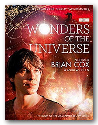 Professor Brian Cox & Andrew Cohen - Wonders of The Universe (2nd Hand Hardback)
