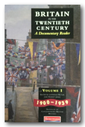 Institute of Contemporary British History - Britain in The Twentieth Century (2nd Hand Paperback) | Campsie Books