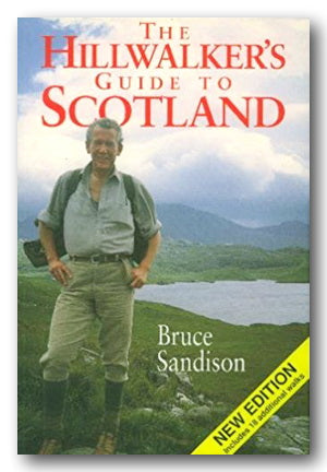 Bruce Sandison - The Hillwalker's Guide to Scotland (2nd Hand Paperback) | Campsie Books