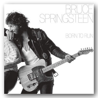 Bruce Springsteen - Born To Run (2nd Hand CD) | Campsie Books
