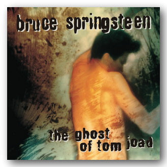 Bruce Springsteen - The Ghost of Tom Joad (2nd Hand CD) | Campsie Books